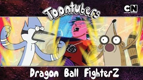 Dragonball Fighter Z El Ki es de más de 8000 HERMANOS!!!!!! Toontubers Cartoon Network