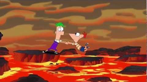 Escaparé - Phineas y Ferb HD
