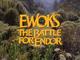 Ewoks, la Batalla por Endor - Títulos