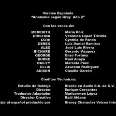 Créditos temporada 2