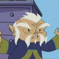 Abuelo Luong Lao Shi en <a href=