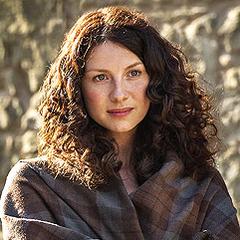 Claire Beauchamp Randall en la versión de Sony de <a href=
