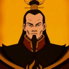 Señor del Fuego Ozai (3ª voz) en <a href=