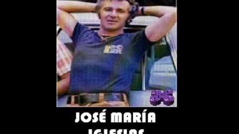 Spot Radio José María Iglesias... actor de doblaje....