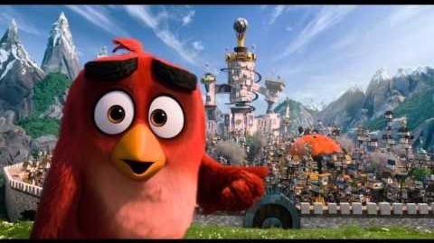 Angry Birds - Tv Spot