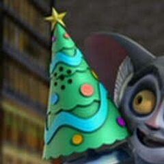 Árbol navideño de juguete también en <a href=