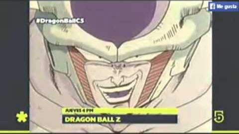 Comercial Del Maraton De Dragón Ball Z A Las 16 00 PM, Por Canal 5 México