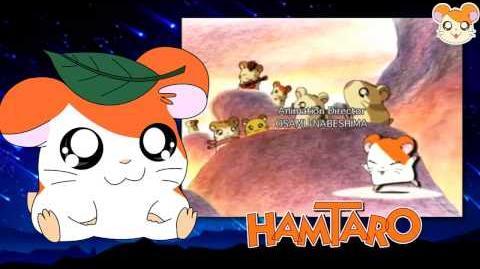 Hamtaro Ending Latino HD