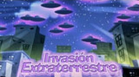 Invasión extraterrestre Chavo Animado