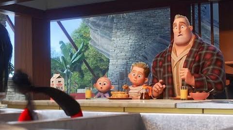 Los Increíbles 2 - Trailer Oficial Doblado