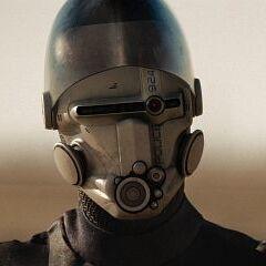 Policía Robot en <a href=