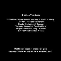 Créditos de doblaje de la cuarta temporada (2)