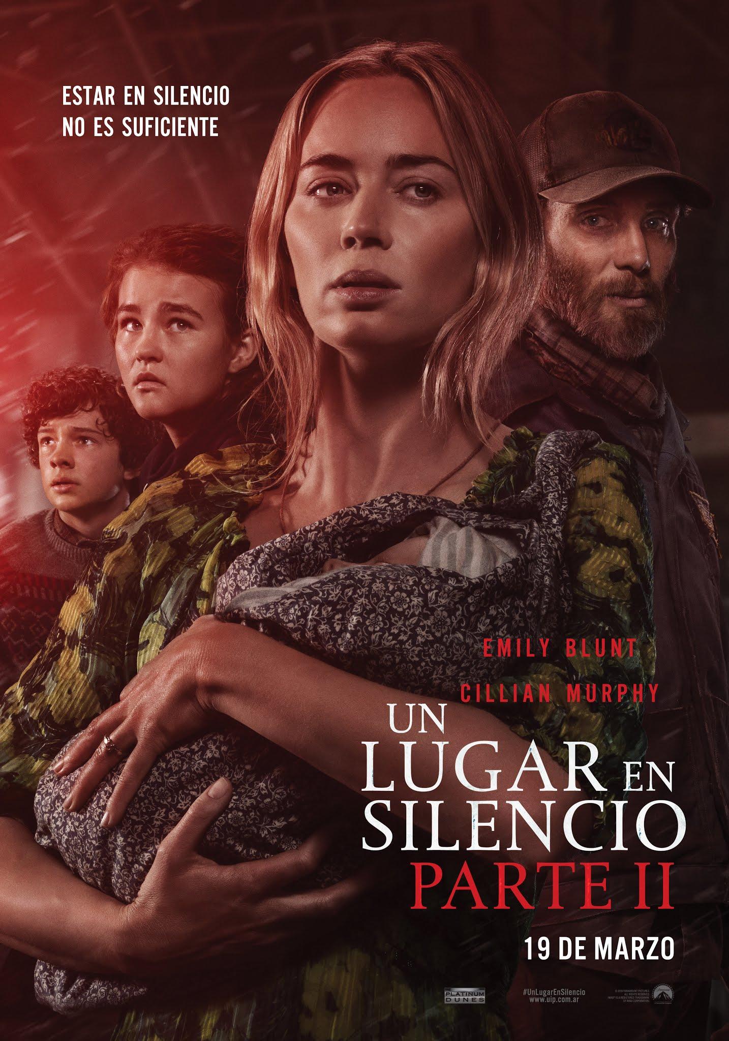 """""""Un Lugar en Silencio Parte 2"""" ; análisis de lo que podemos esperar en cines"""