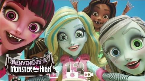 Bienvenidos a Monster High Avance oficial de la película Welcome to Monster High Monster High