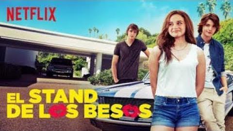 El Stand de los Besos - Trailer en Español Latino l Netflix