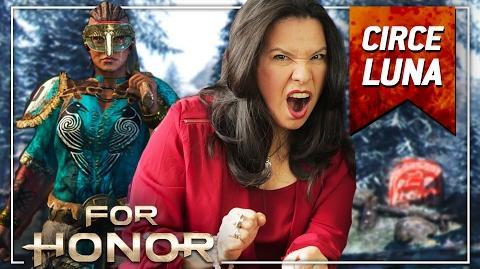 For Honor - Entrevista con Circe Luna, la voz de Berserker