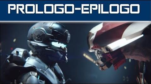 Halo 5 Guardians - Prologo y Epilogo en Español Latino