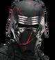 Kylo Ren con máscara - Episodio IX