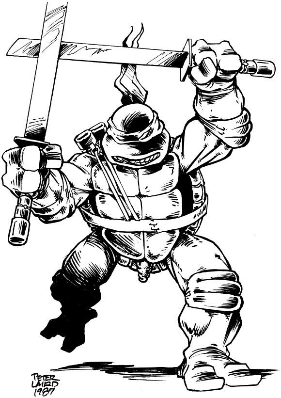 Leonardo (Tortuga Ninja) | Doblaje Wiki | FANDOM powered by Wikia