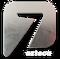 Logotipo Azteca 7 2019