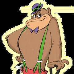 Maguila Gorila en <a href=