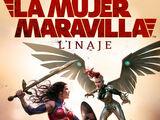 La Mujer Maravilla: Linaje