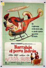 Barrabás, el perro ladrón