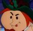 Niño que ayuda a Scrooge