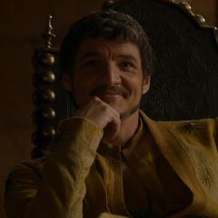Oberyn Martell en <a href=