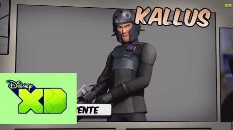 Star Wars Rebels Agente Kallus