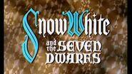 Walt Disney Blanca Nieves y los siete enanos Parte 1