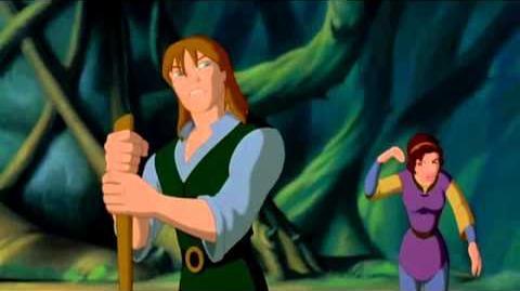 'La espada mágica En busca de Camelot' pelicula completa en español latino