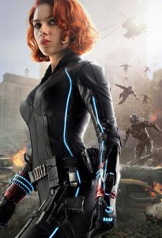 Black Widow Full Image