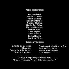 Créditos temporada 10, parte 2