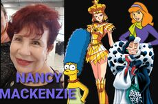 Homenaje a Nancy MacKenzie
