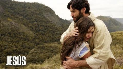 Jesús Jesús salva a María Magdalena y expulsa a los demonios que la atormentaban