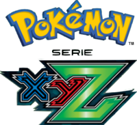 Pokemon Serie XY Logo en español CN