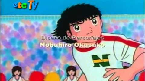Supercampeones - Opening - Audio Latino - TVRIP - ETC TV
