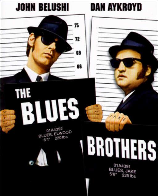 Resultado de imagen para Los hermanos caradura – The blues brothers