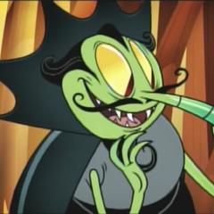 Garrapata vampiro en <a href=