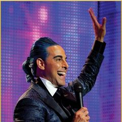 Caesar Flickerman en <a href=