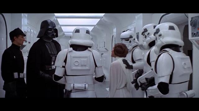 Carlos Petrel - Darth Vader