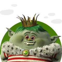 Príncipe Gristle en <a href=