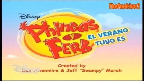 Phineas y Ferb - Fuertes son Grandes son - Español Latino