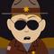 Policia fronterizo SP