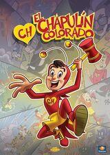 El Chapulín Colorado (serie animada)