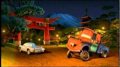 Cars 2- Cars 2 - Escuela de Espías - Combate en Tokio