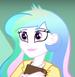 Celestia MLPEquestriaGirls(Web)