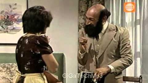 Chespirito 1993-el astronomo que no soporta los ruidos