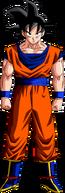 Goku dbz fin